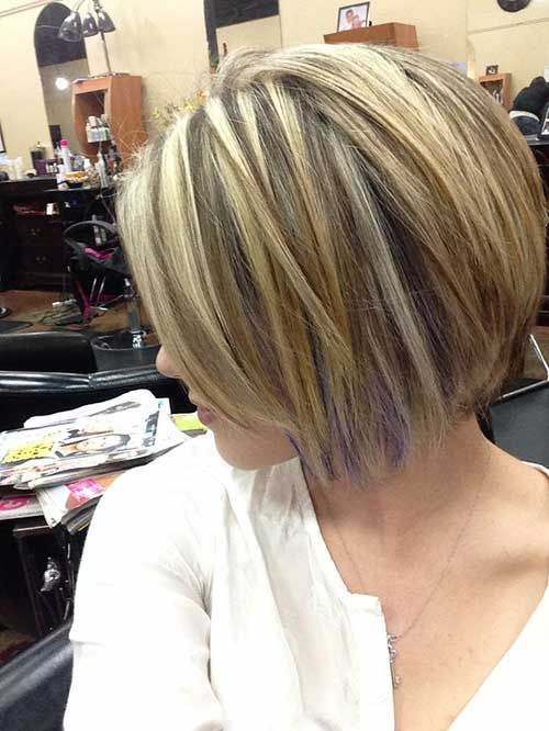 Short Bob Hairstyles For Women-6