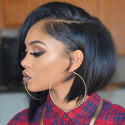 Black Girls with Bobs-7