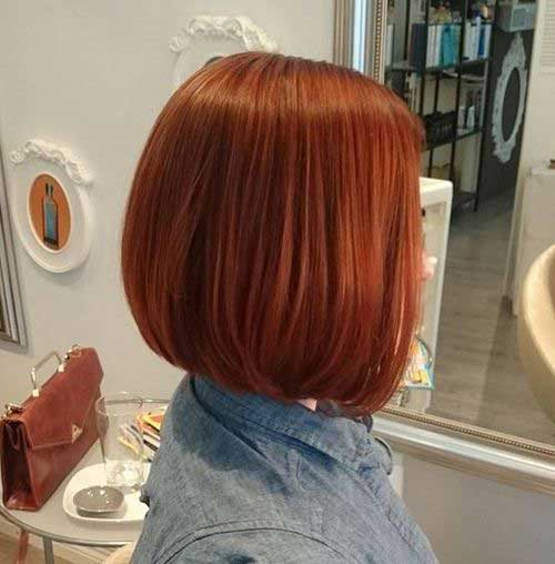 Red Bob Hairstyles-7