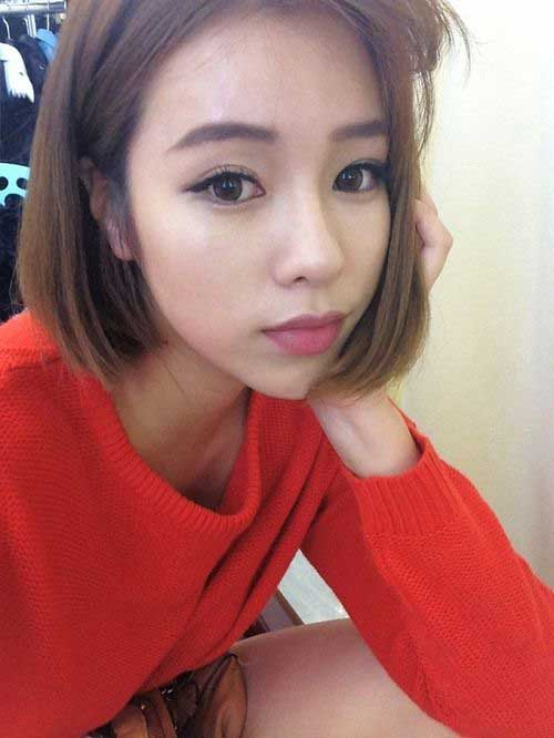 Adorable Asian Ladies With Bob Hair Cuts Bob Hairstyles