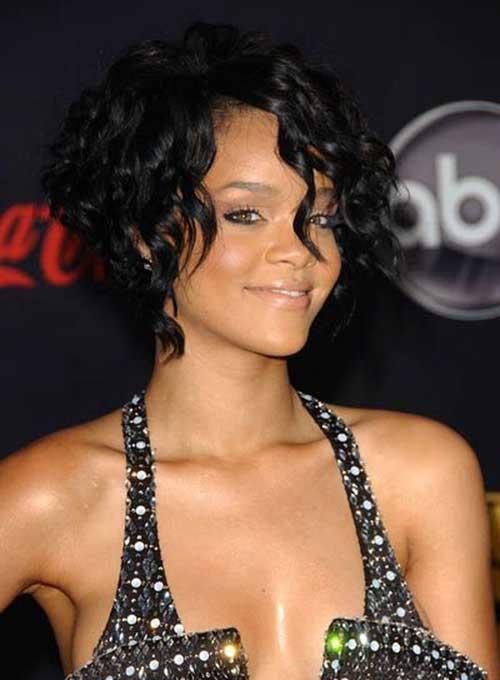 Rihanna Bob Haircuts-8