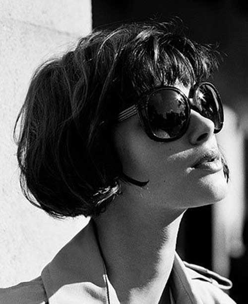 Short Bob Hairstyles For Women-8