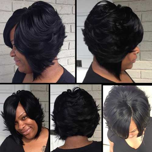 Surprising Black Women Bob Haircuts 2015 2016 Bob Hairstyles 2015 Short Short Hairstyles For Black Women Fulllsitofus