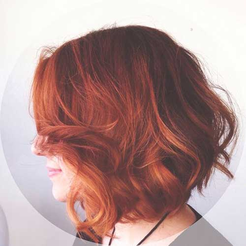 Red Bob Hairstyles-9