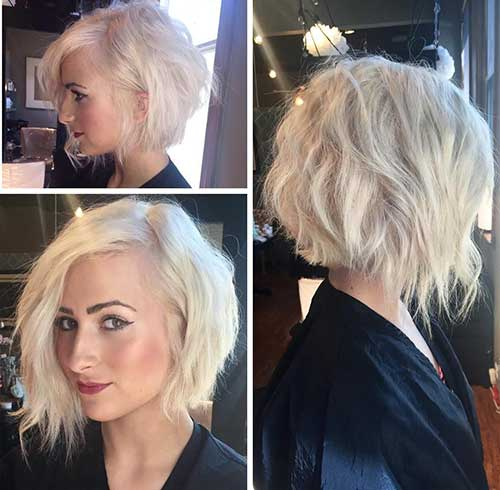 Swell 25 Good Asymmetrical Bob Haircuts Bob Hairstyles 2015 Short Hairstyle Inspiration Daily Dogsangcom