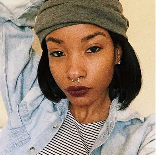 Black Girls Bob Hairstyles