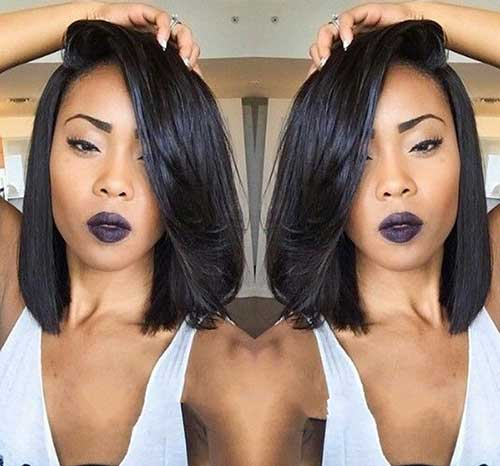 Magnificent Black Women Bob Haircuts 2015 2016 Bob Hairstyles 2015 Short Hairstyle Inspiration Daily Dogsangcom