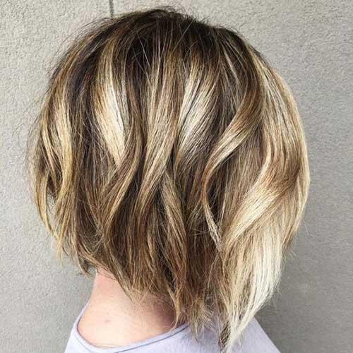 Blonde Bobs Hairstyles