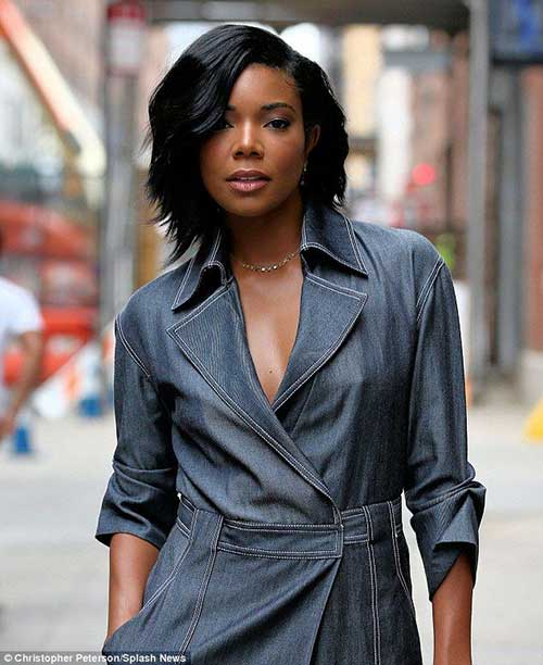 Marvelous Black Women Bob Haircuts 2015 2016 Bob Hairstyles 2015 Short Hairstyle Inspiration Daily Dogsangcom