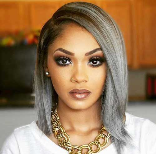 Tremendous Bob Hairstyles For Black Women 2015 2016 Bob Hairstyles 2015 Hairstyle Inspiration Daily Dogsangcom