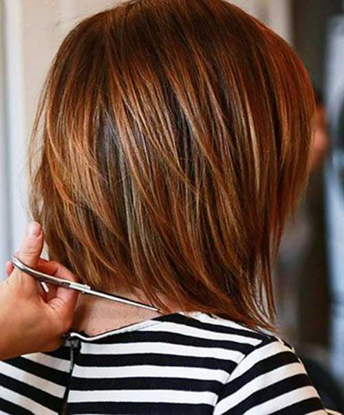 Most Beloved Layered Bob Styles Bob Hairstyles 2018 Short
