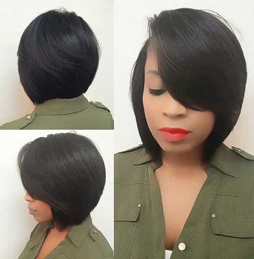 20 Black Women Short Bobs | Bob Hairstyles 2018 - Short ...