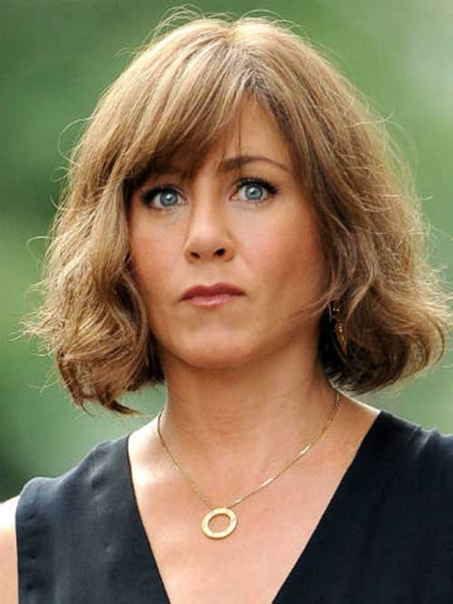 Bob Haircut Jennifer Aniston