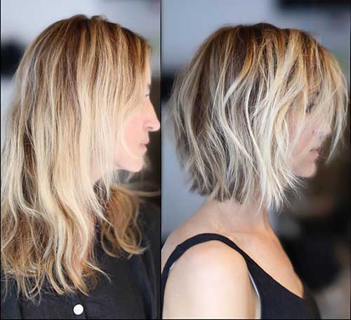 20+ Balayage Bob Hair | Bob Hairstyles 2017 - Short Hairstyles for Women
