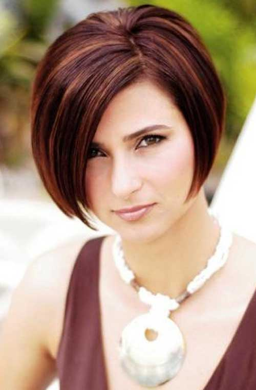 Bob Haircuts for Round Faces-10