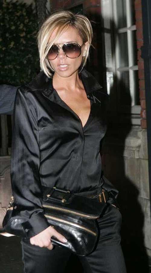 Victoria Beckham Bob Hair-10