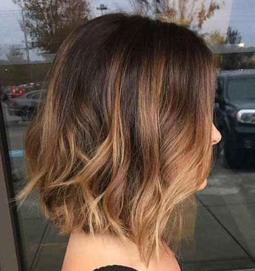 20 Balayage Bob Hair Bob Hairstyles 2018 Short