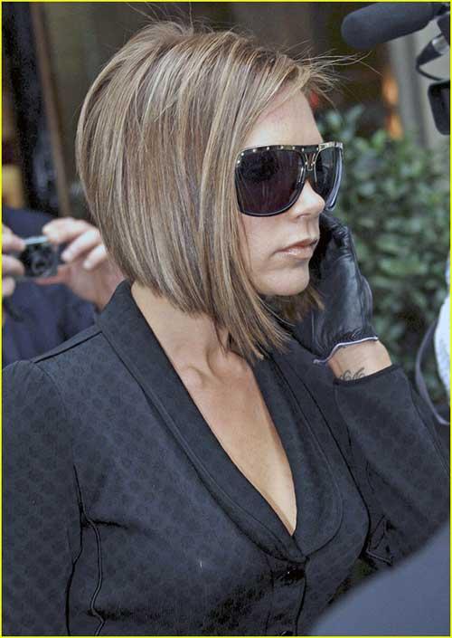 Victoria Beckham Bob Hair-12