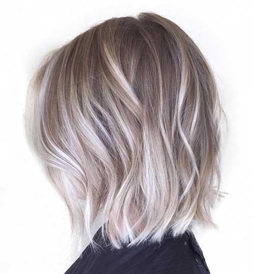 Balayage Bob Hair-14