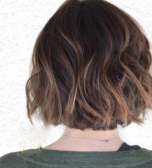 Balayage Bob Hair-15