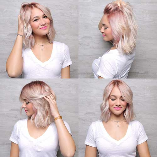 Hair Colors for Bob Haircuts-16