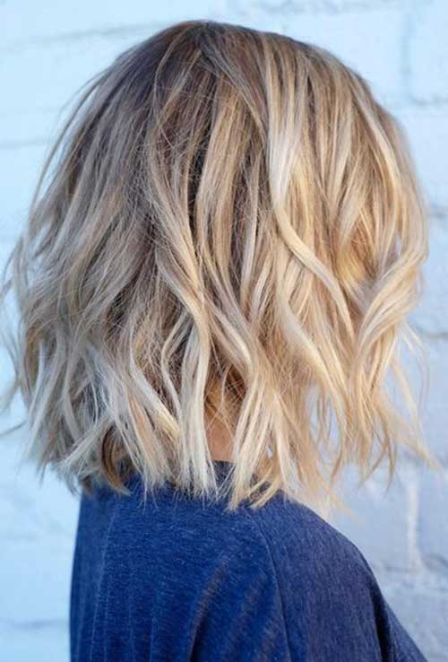 Balayage Bob Hair-18