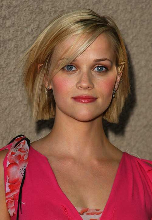 Bob Haircuts for Round Faces-24