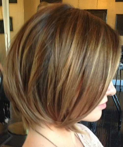Bob Haircuts for Round Faces-30
