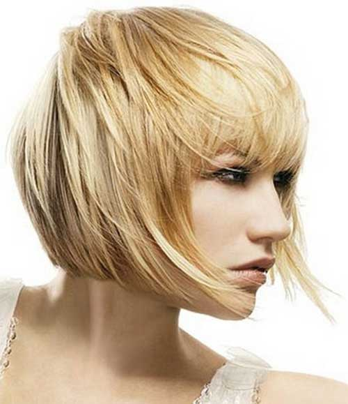 Angled Bobs With Bangs-6