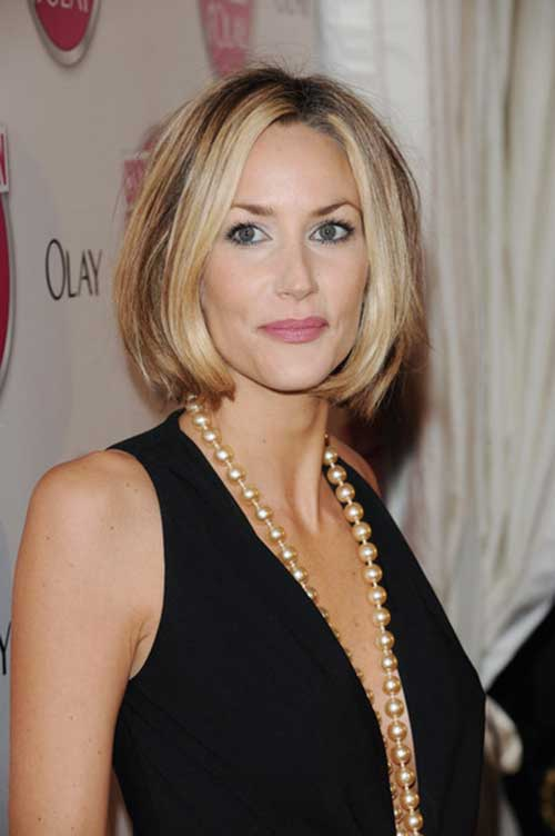 6.Bob Haircut for Women Over 50