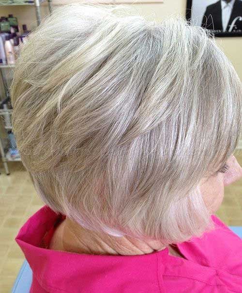 Bob Haircuts for Women Over 50-6