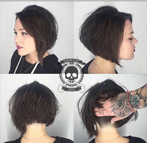 Asymmetrical Bob Hairstyles-7