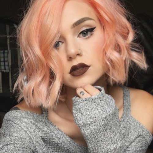 Hair Colors for Bob Haircuts-7