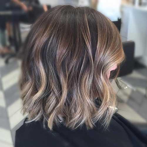 Balayage Bob Hair-8