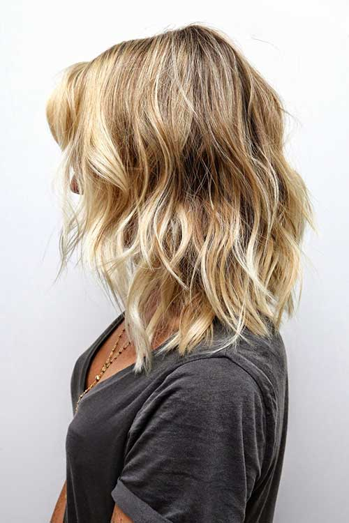 Long Bob Ombre Hair-8