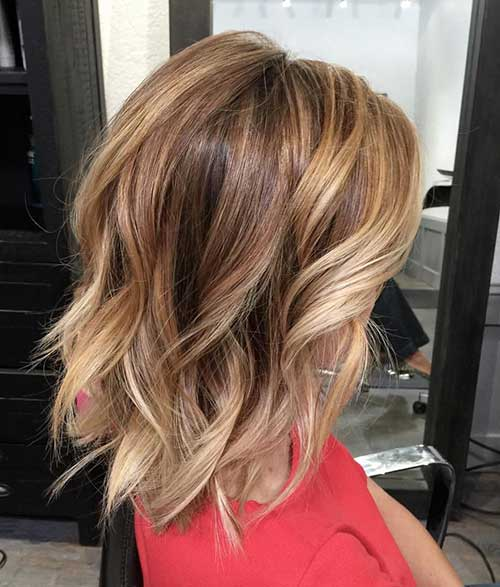 Balayage Bob Hair-9