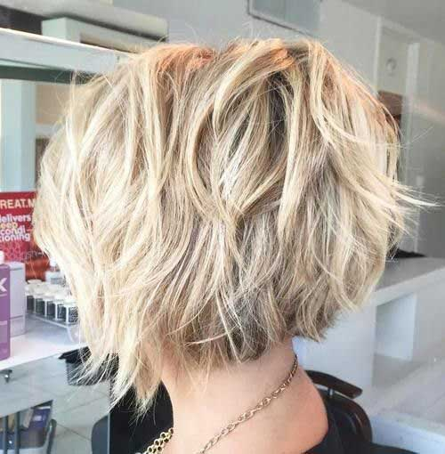 25 Latest Short Layered Bob Haircuts