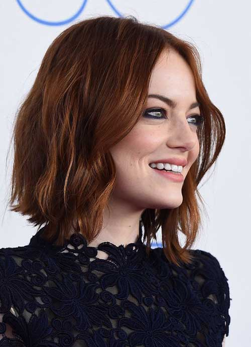 Celebrity Bob Hairstyles 2017