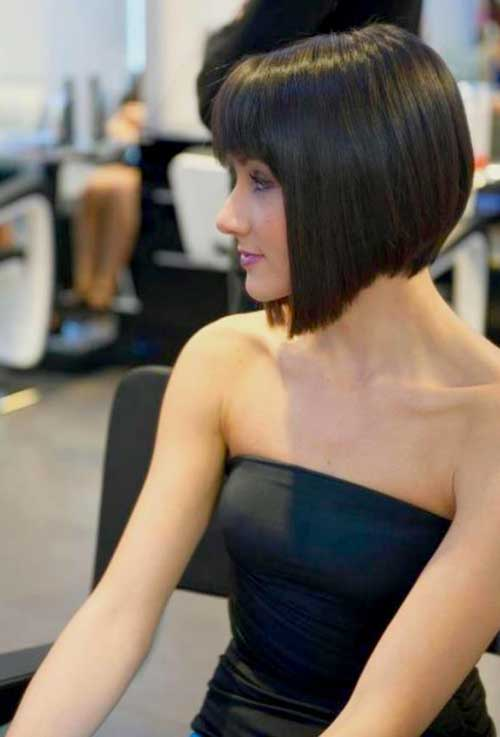 Bob with bangs bob hairstyles 2015 short hairstyles for women