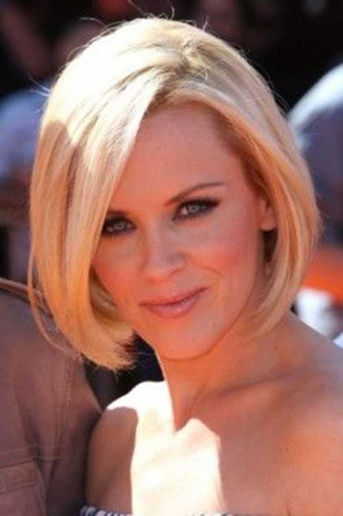 20 Bobs For Oval Faces Bob Hairstyles 2018 Short