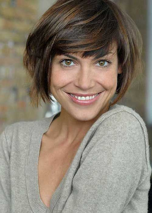 30 Super Short Bob Hairstyles With Bangs
