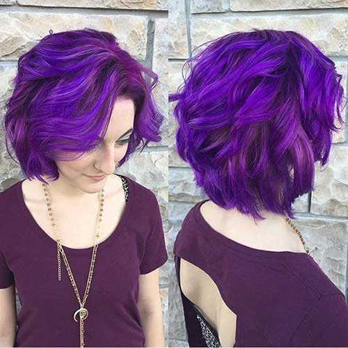 Bob Haircuts for Curly Hair-10