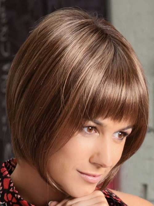 Inverted Bob with Bangs-10