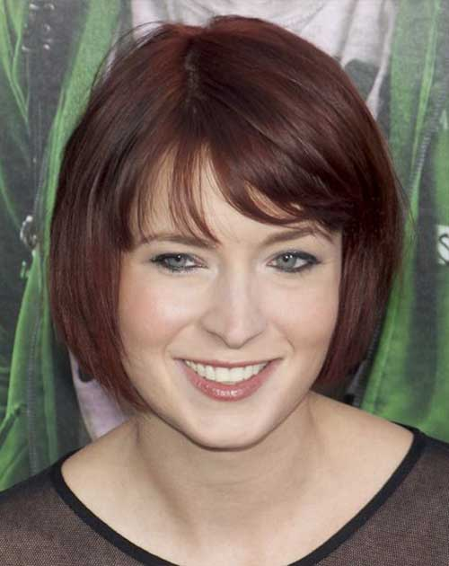 Inverted Bob with Bangs-11