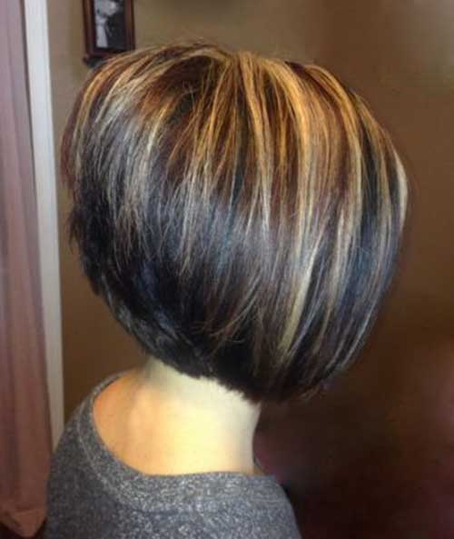 Inverted Bob Haircuts 2015-11