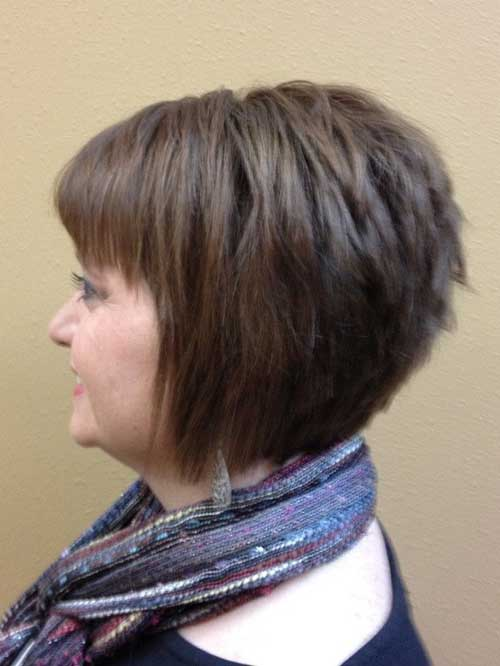 Inverted Bob with Bangs-12