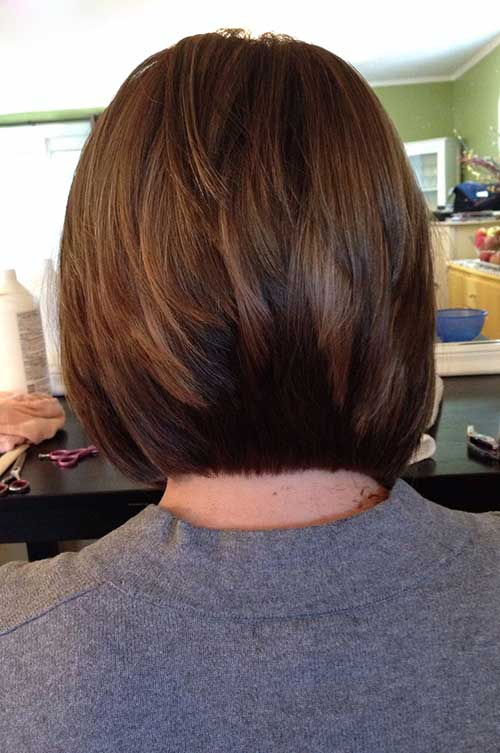 Inverted Bob Haircuts 2015-12