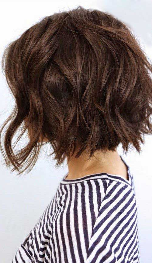 Wavy Bob Haircuts-12