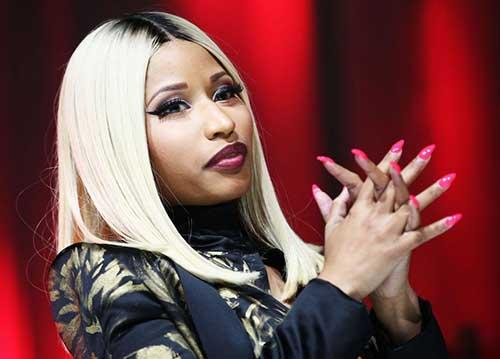 Phenomenal 20 Nicki Minaj Blonde Bob Bob Hairstyles 2015 Short Short Hairstyles Gunalazisus