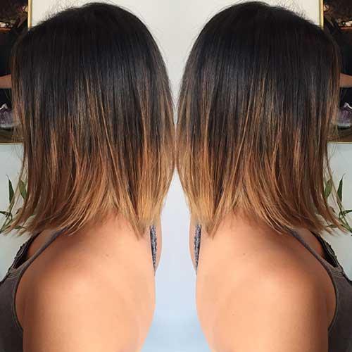 Brunette Bob Hairstyles-15
